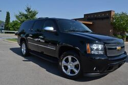 Chevrolet Suburban LTZ/1 Owner/Middle Row Captains Chairs/Rear DVD/Navigation/Rear View Cam/Heated&Cooled Seats/20'' Wheels/Bose Sound/Sunroof/Loaded 2014
