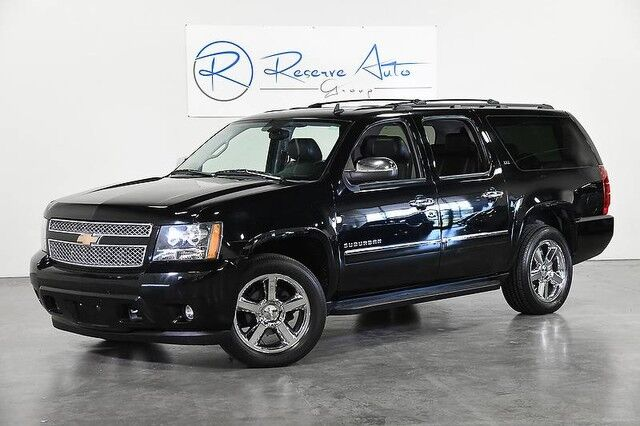 2014 Chevrolet Suburban LTZ 4WD Navigation Moonroof Rear DVD One-Owner The Colony TX