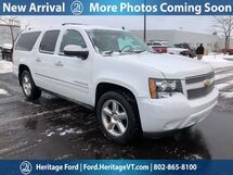 2014 Chevrolet Suburban LTZ South Burlington VT