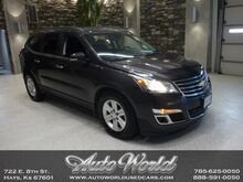 2014_Chevrolet_TRAVERSE AWD LT__ Hays KS