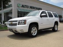2014_Chevrolet_Tahoe_LT *Z71 PACKAGE* LEATHER, SUNROOF, 3RD ROW SEATING, ENTERTAINMENT SYSTEM, HTD SEATS, BACKUP CAMERA_ Plano TX
