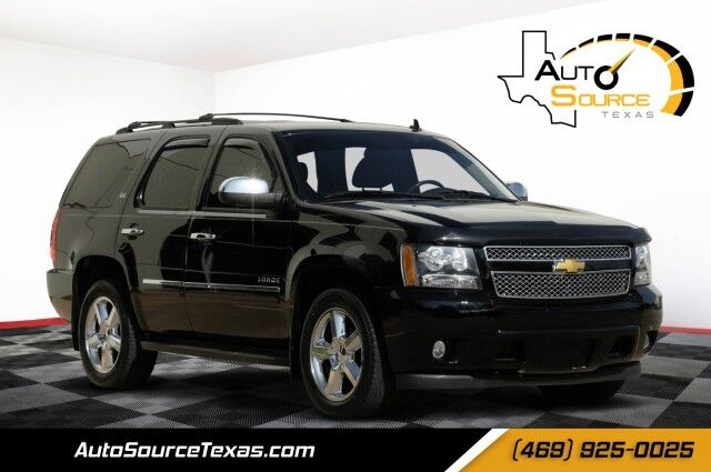 2014 Chevrolet Tahoe LTZ Richardson TX