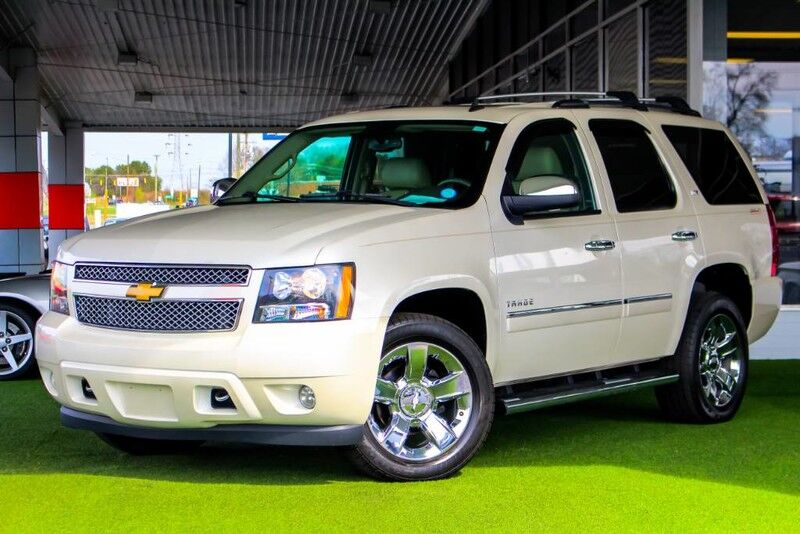2017 Chevrolet Tahoe Ltz Supercharged W Third Row Bench