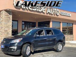 2014_Chevrolet_Traverse_1LT AWD_ Colorado Springs CO