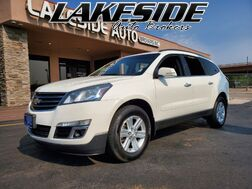 2014_Chevrolet_Traverse_1LT FWD_ Colorado Springs CO