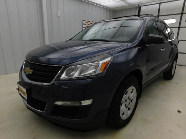 2014 Chevrolet Traverse AWD 4dr LS Manhattan KS