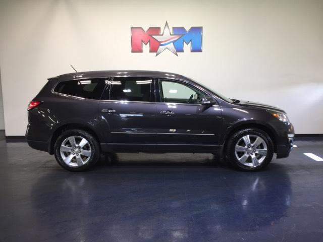 Vehicle details 2014 chevrolet traverse at motor mile for Shelor motor mile chevy