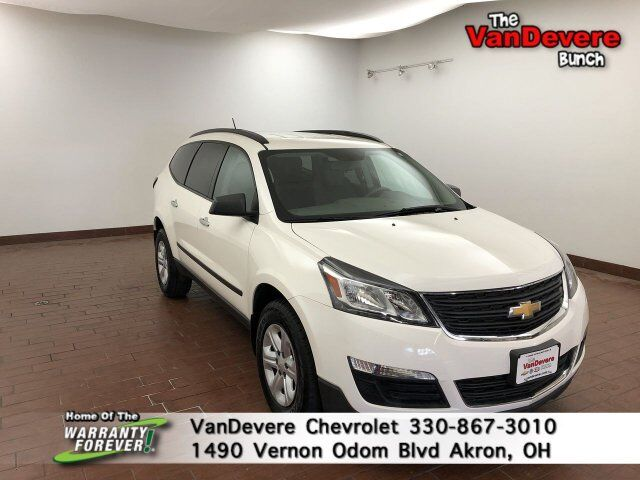 2014 Chevrolet Traverse LS Akron OH
