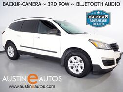 2014_Chevrolet_Traverse LS_*BACKUP-CAMERA, COLOR TOUCH SCREEN, CRUISE CONTROL, STEERING WHEEL CONTROLS, BLUETOOTH PHONE & AUDIO_ Round Rock TX