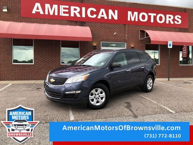 2014 Chevrolet Traverse LS Brownsville TN