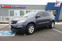 2014_Chevrolet_Traverse_LS_ Brownsville TX