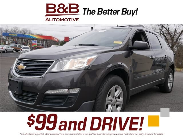 2014 Chevrolet Traverse LS Fairless Hills PA