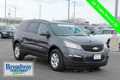 2014_Chevrolet_Traverse_LS_ Green Bay WI