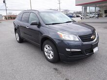 2014_Chevrolet_Traverse_LS_ Manchester MD