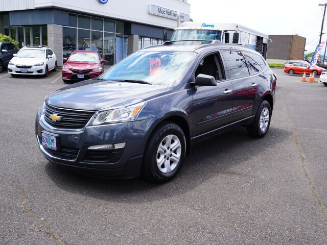 2014 Chevrolet Traverse LS McMinnville OR