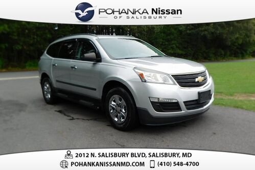 2014_Chevrolet_Traverse_LS_ Salisbury MD
