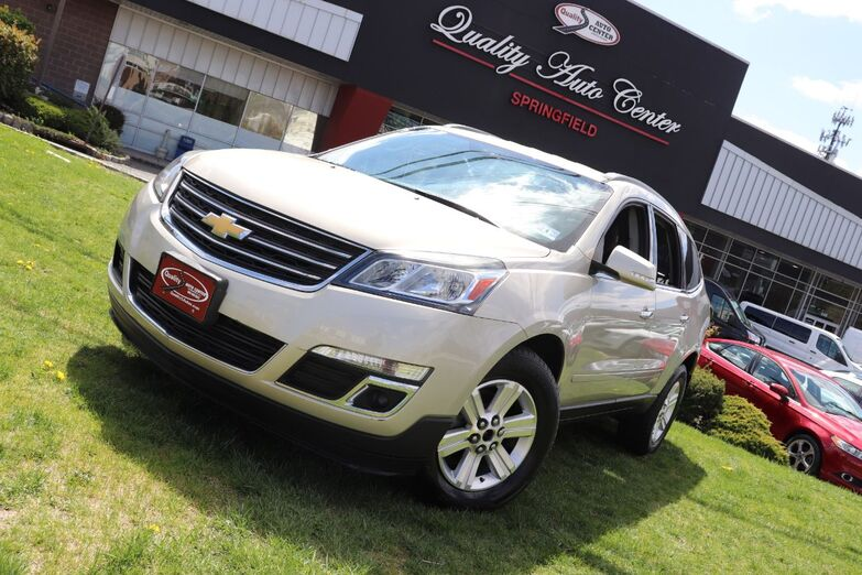 2014 Chevrolet Traverse LT 7 Passenger Backup Camera AWD Springfield NJ