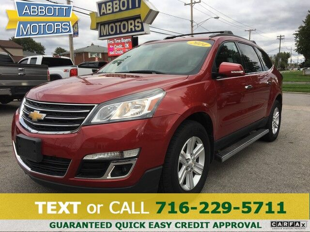 2014 Chevrolet Traverse LT AWD w/Low Miles Buffalo NY