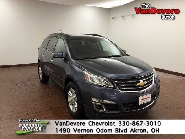 2014 Chevrolet Traverse LT Akron OH