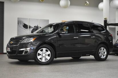 2014_Chevrolet_Traverse_LT_ Boston MA
