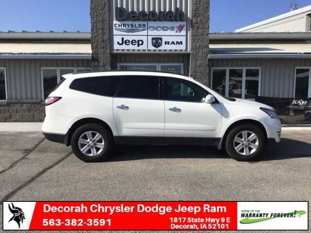 2014 Chevrolet Traverse LT Decorah IA