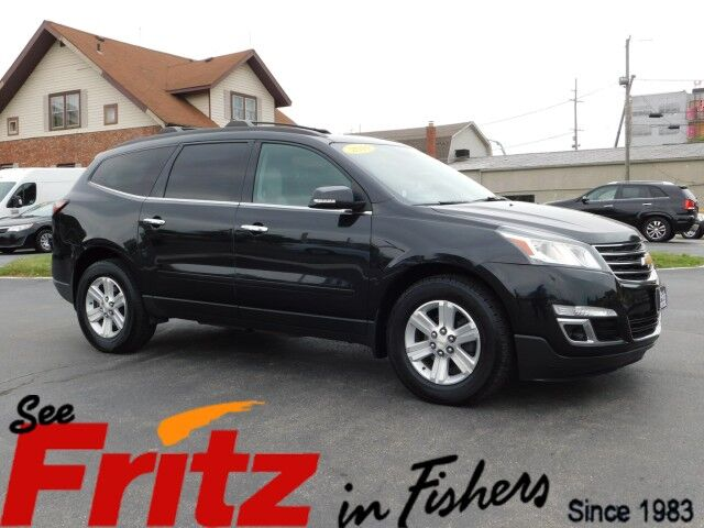 2014 Chevrolet Traverse LT Fishers IN