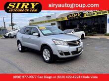 2014_Chevrolet_Traverse_LT_ San Diego CA