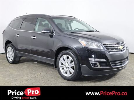2014 Chevrolet Traverse LT w/Captains Maumee OH