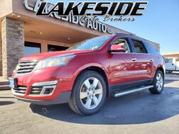 2014_Chevrolet_Traverse_LTZ AWD_ Colorado Springs CO