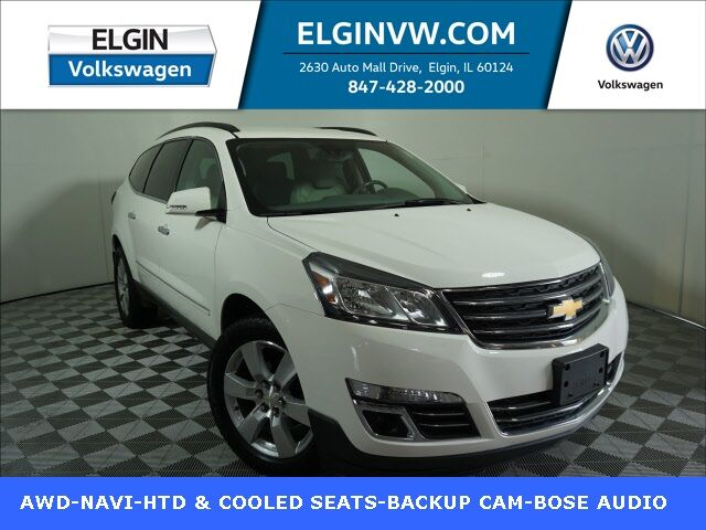 2014 Chevrolet Traverse LTZ Elgin IL