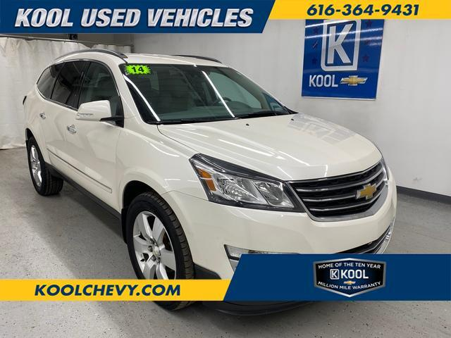 2014 Chevrolet Traverse LTZ Grand Rapids MI