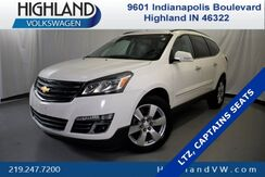 2014_Chevrolet_Traverse_LTZ_ Highland IN