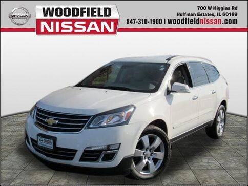 2014_Chevrolet_Traverse_LTZ_ Hoffman Estates IL