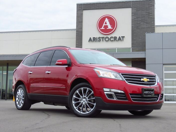 2014 Chevrolet Traverse LTZ Merriam KS