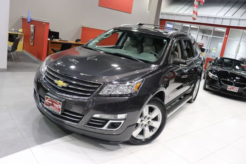 2014 Chevrolet Traverse LTZ Navigation Entertainment System Running Boards Luggage Rack Springfield NJ