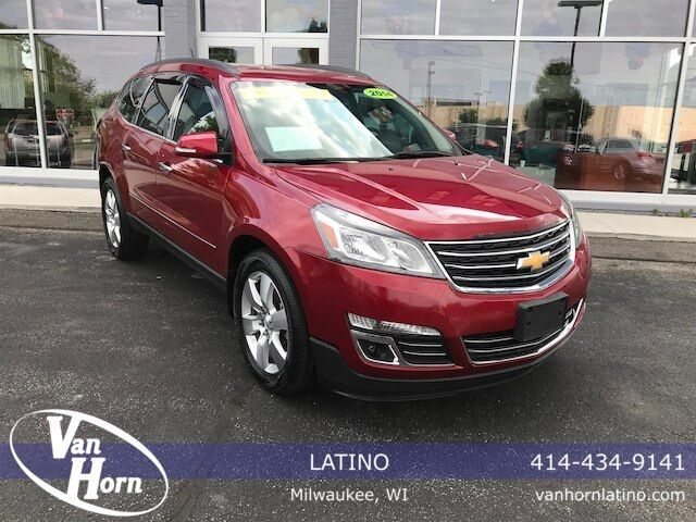 2014 Chevrolet Traverse LTZ Plymouth WI