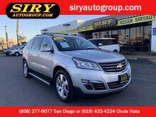 2014_Chevrolet_Traverse_LTZ_ San Diego CA