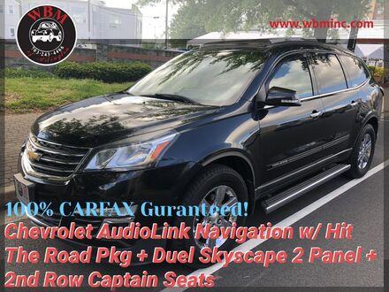 2014_Chevrolet_Traverse_LTZ Sport Utility 4D_ Arlington VA