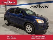 2014_Chevrolet_Trax_1LT **Bluetooth/1.4L Turbo/Onstar**_ Winnipeg MB