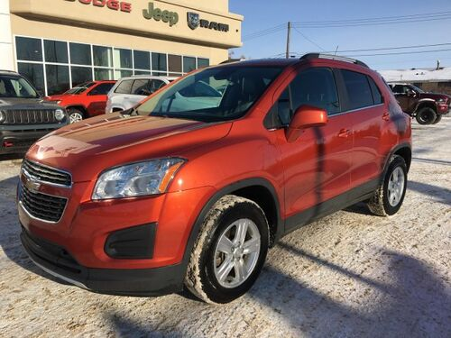 2014_Chevrolet_Trax_2LT - AWD - Sunroof_ Redwater AB
