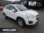 2014 Chevrolet Trax LS, No Accidents, Vehicle Regularly Serviced