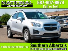 2014 Chevrolet Trax LT - AWD- ONE OWNER