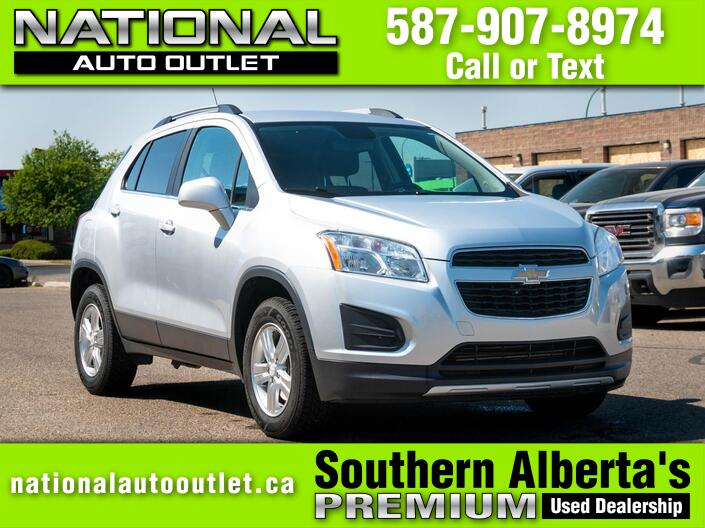 2014 Chevrolet Trax LT - AWD- ONE OWNER Lethbridge AB
