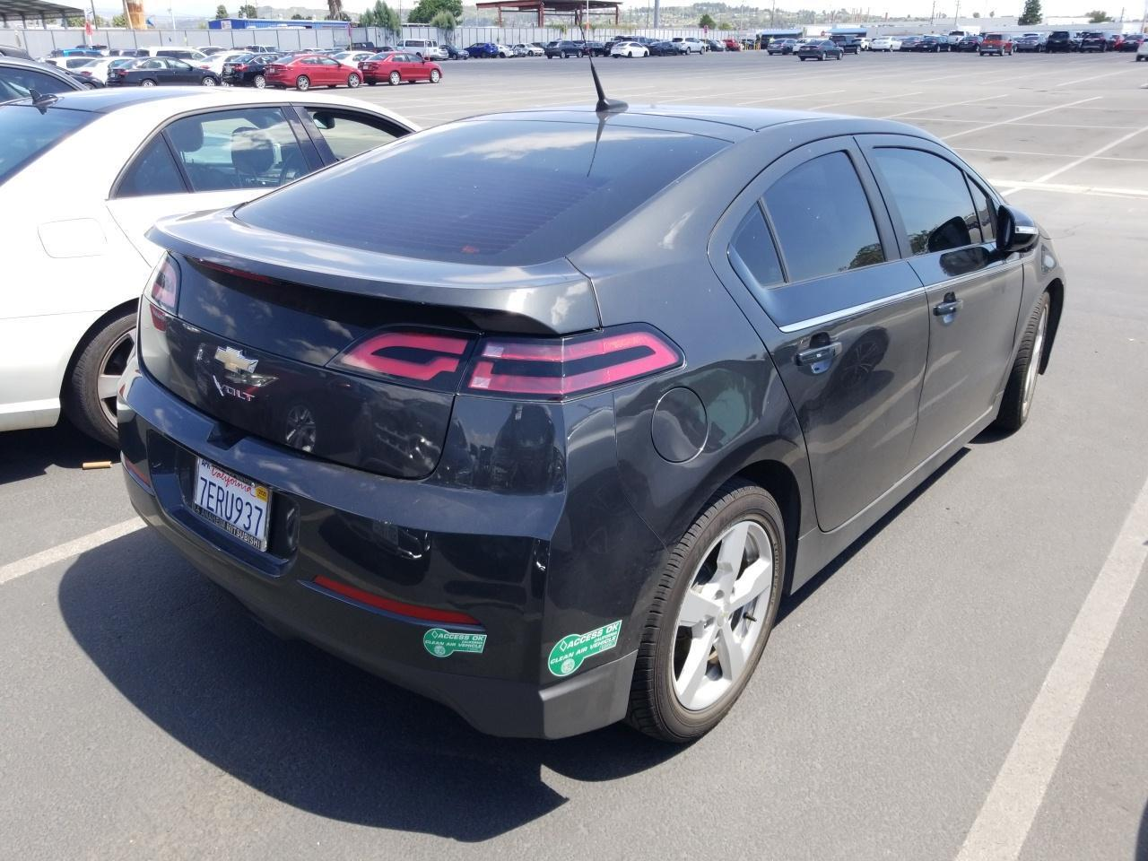 2014 Chevrolet Volt Castro Valley CA