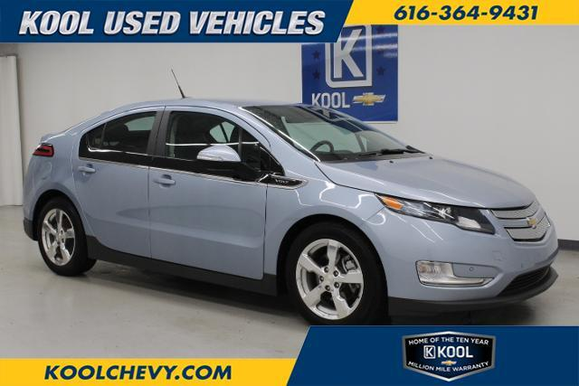 2014 Chevrolet Volt 5dr HB Grand Rapids MI
