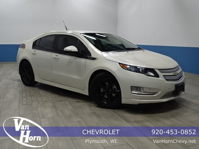 2014 Chevrolet Volt Base Plymouth WI