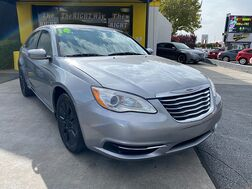 2014_Chrysler_200_4d Sedan LX_ Albuquerque NM