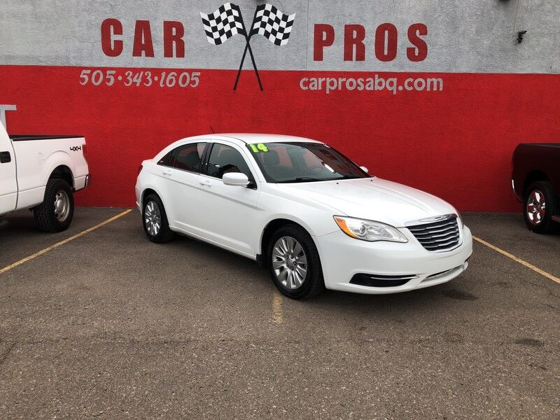 2014 Chrysler 200 LX Albuquerque NM