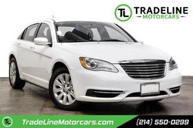 2014_Chrysler_200_LX_ CARROLLTON TX
