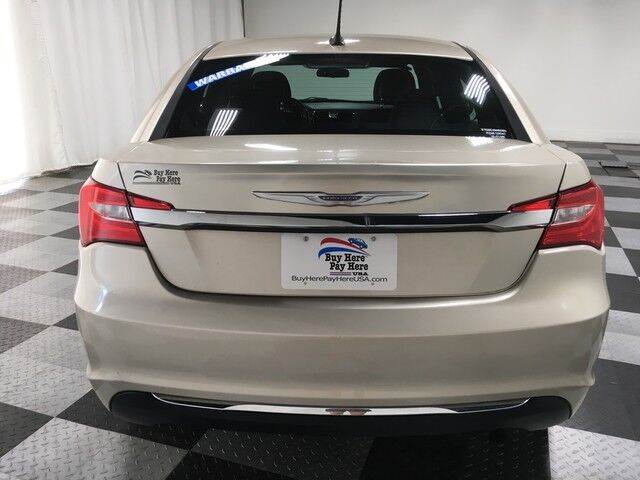 2014 Chrysler 200 LX Chattanooga TN
